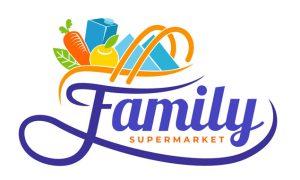 دانلود لوگو supermarket with groceries